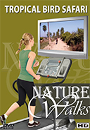 nature_walk_tropical_bird_safari_for_walking_jogging_and_treadmill_workouts