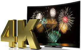 4K | Classic Fireworks 2016 in 4K resolution