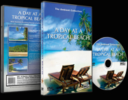 Relax with worlds most beautiful beaches with sound of the waves