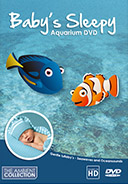 Baby Sleep Aquarium with Sweet Lullabies and Piano Music