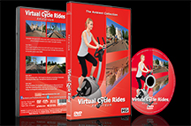 Virtual Cycle Rides - Amsterdam, The Netherlands