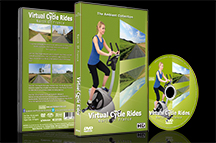 Virtual Cycle Rides - North Of France