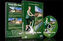 Virtual Cycle Rides - Olives Groves