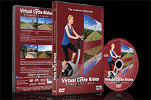 Virtual Cycle Rides - Vineyard in France