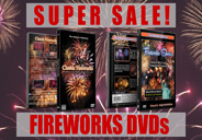 SUPER SALE - Fireworks DVDs