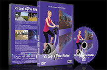Virtual Cycle Rides Singapore - Ride All over Singapore in One Hour with Music to Keep you Going