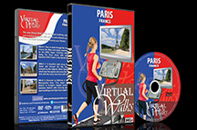 Virtual Walks - Paris France