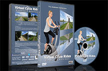 Virtual Cycle Rides - Windmills and Waterways