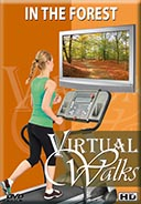 Virtual Walks - In The Forest