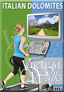 Virtual Walks - Italian Dolomites